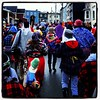 The Mummer's Parade in St. John's. #Newfoundland #Christmas