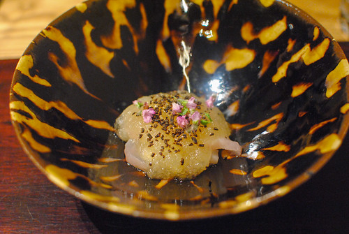 Spanish Mackerel Sashimi