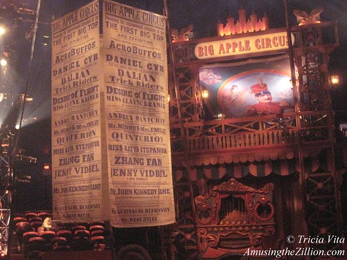 Big Apple Circus Legendarium