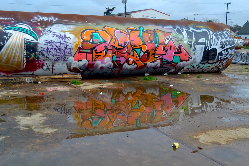 RAS TERMS, TERMS, PTV, BROKE, FRANK, Graffiti, EastBay, the yard
