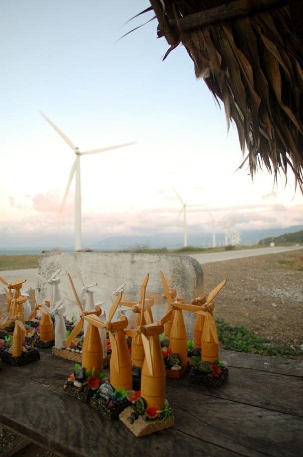 Bangui Windmills December 2012