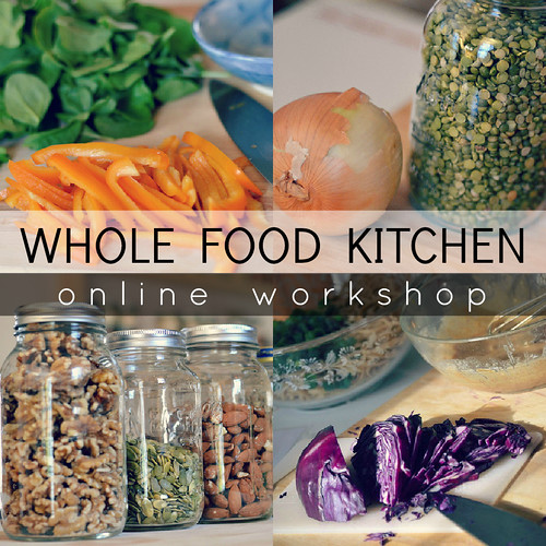Beauty That Moves: Whole Food Kitchen
