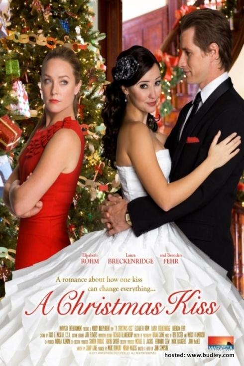 A Christmas Kiss starring Elisabeth Rohm & Brendan Fehr