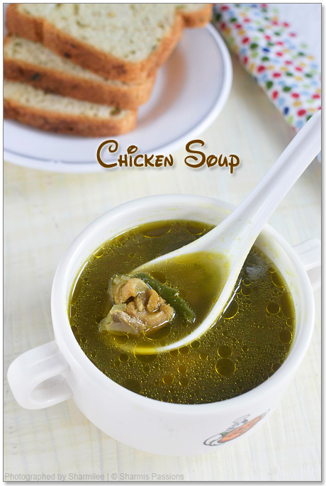 Chicken Soup Recipe