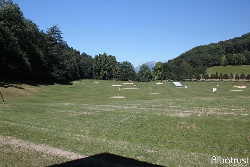 photo du golf Golf International De Grenoble - Practice - Putting green