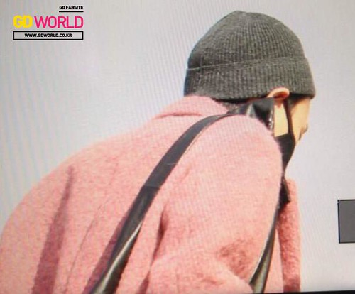 Big Bang - Harbin Airport - 22mar2015 - G-Dragon - GD World - 01