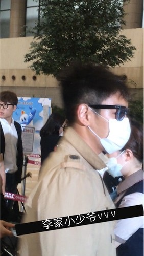Big Bang - Gimpo Airport - 05jun2015 - TOP - 李家小少爷VVV - 01
