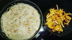 Chanterelle Dinner