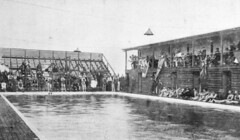 Swimming Pool on Quay Street Bundaberg ca. 1928