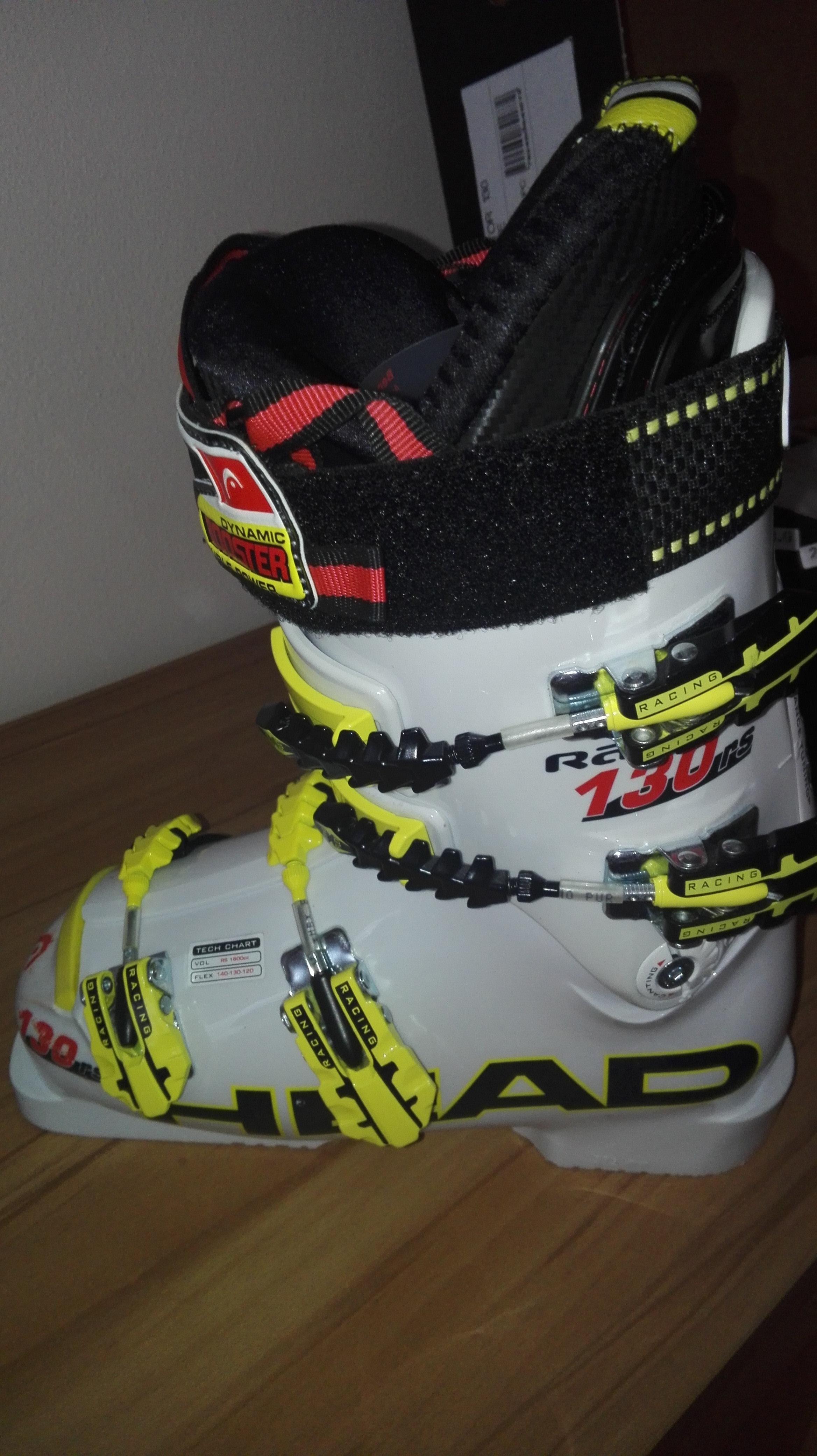 HEAD Raptor 130 - Bazar - SNOW.CZ 88d4f38d4e