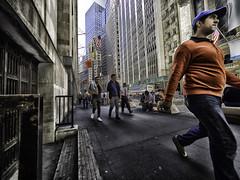 Walking on Wall Street