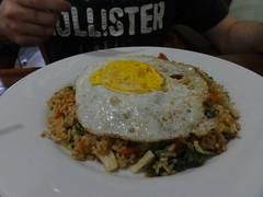 Nasi Goreng at Waroeng Enak