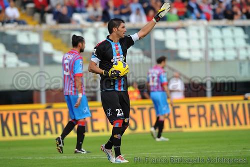 Calcio, Cagliari-Catania 0-0: Sonnellino sardo$