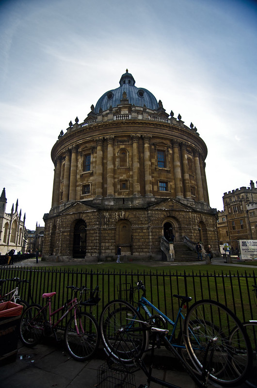 oxford england united kingdom university radcliffe camera