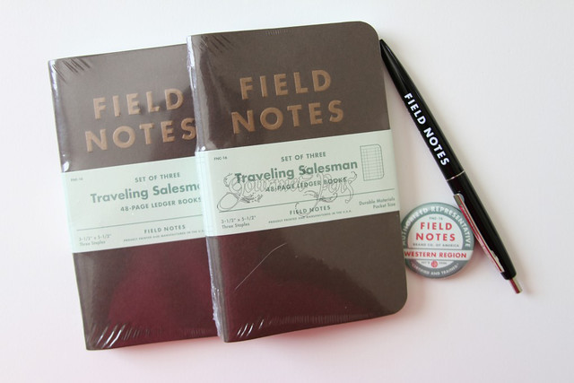 Field Notes Traveling Salesman