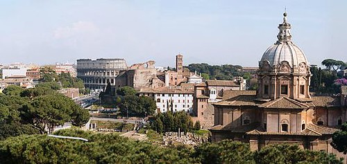 Views of Rome
