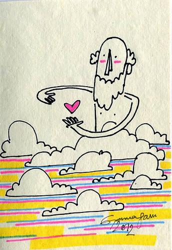 Amor es el dios más antiguo. by gemma_granados