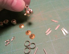 Making Spotlights from Jewelry Pieces