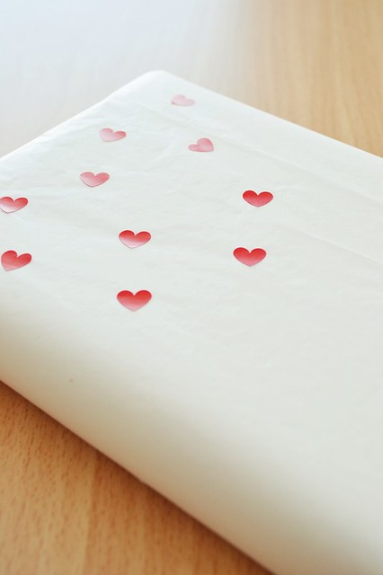 packaging corazones