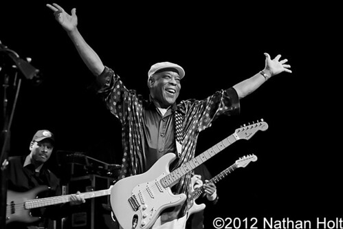 Buddy Guy - 10-14-12 - Orbit Room, Grand Rapids, MI