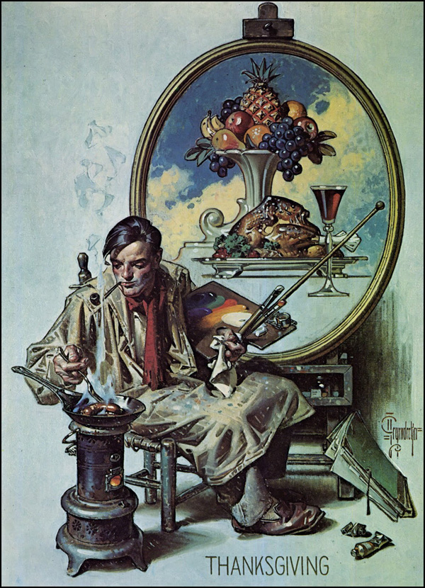 leyendecker thanksgiving 5
