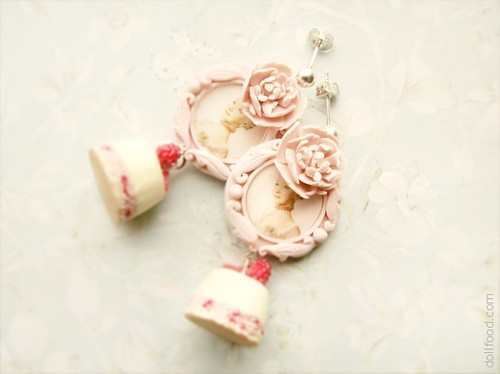 The Young Marie-Antoinette Earrings