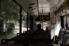 Taking a ride on KMB bus route 51