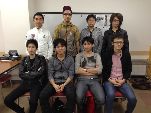 PTQ Gatecrash - Chiba : Top 8