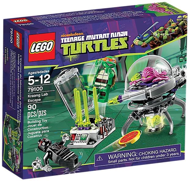 lego teenage mutant ninja turtles 79100 kraang lab. Black Bedroom Furniture Sets. Home Design Ideas