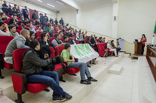 AYCM Day of Action in Algeria