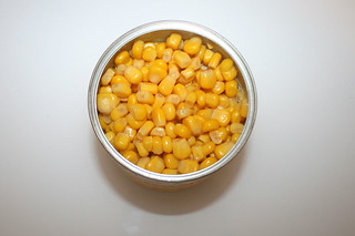 04 - Zutat Mais / Ingredient corn