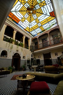Inside My Riad