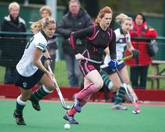 Investec Women's Hockey - Premier Division - Surbiton v Slough