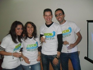 AYCM Day of Action Algeria