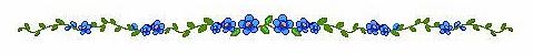 florinhas azuis
