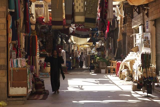 340 - Mercado de Aswan