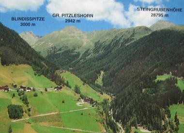 Liegt der höchste Berg der Erde in Osttirol?