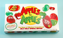 Jelly Belly Apples to Apples