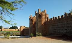 Rabat. Chellah
