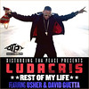 Ludacris ft usher and David Guetta  - Rest Of My Life video