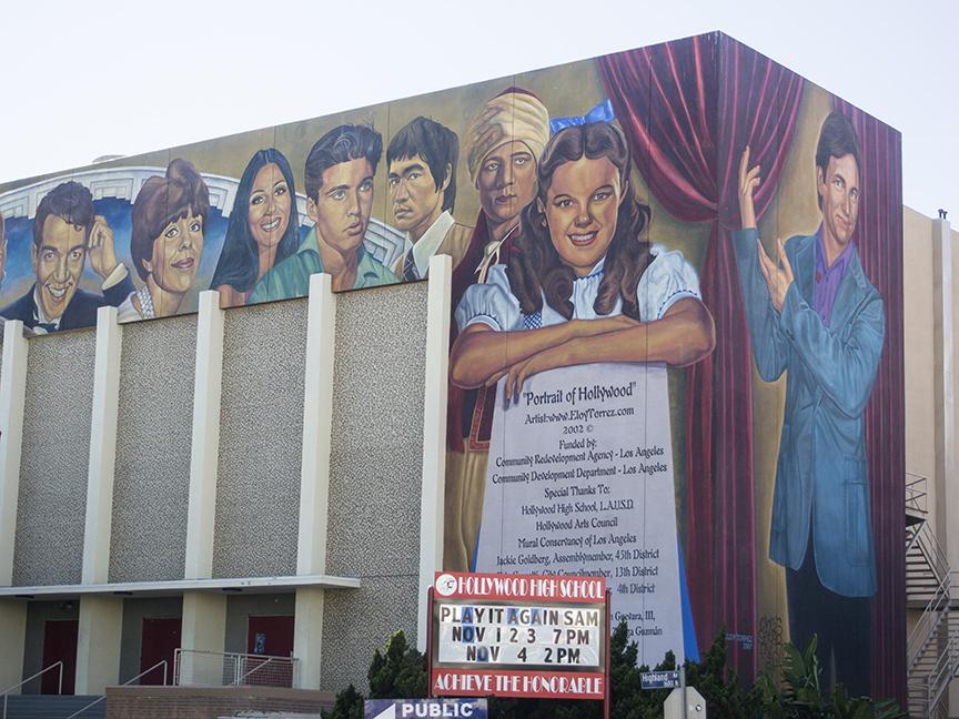LA 2011-11-11 6 (Hollywood High School 1)