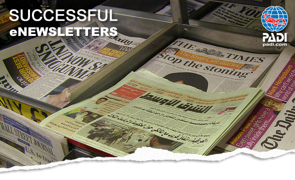 The secrets to a successful eNewsletter