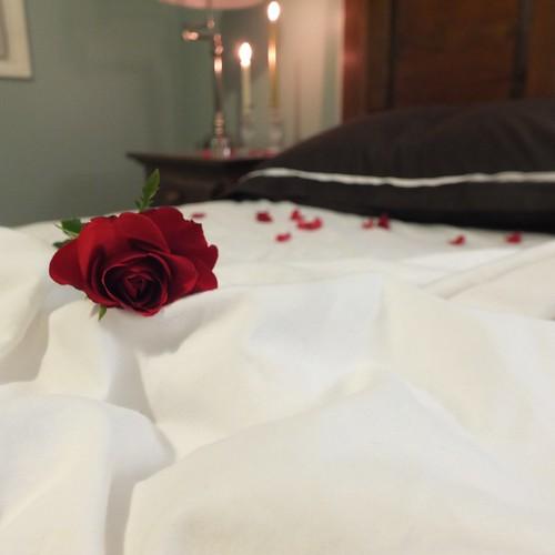 Romantic Bedrooms bring Romantic Marriages