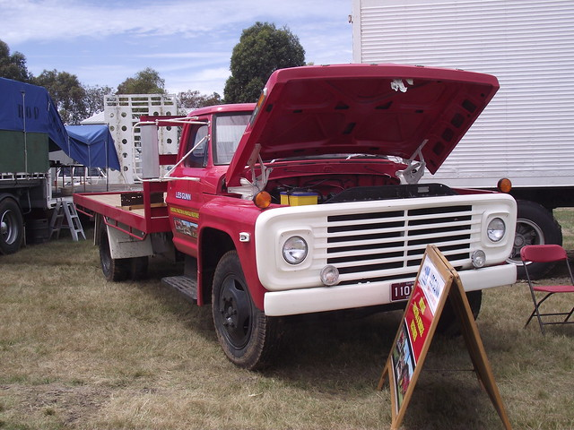 1972 Ford F500