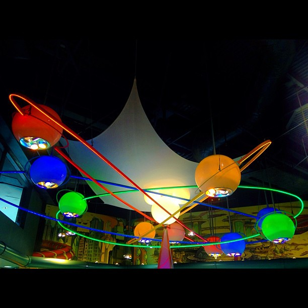 box solar system model - photo #16