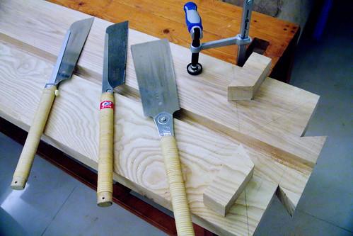 木工 板凳 20121113_1