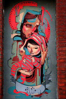 Streetart Berlin, 2012