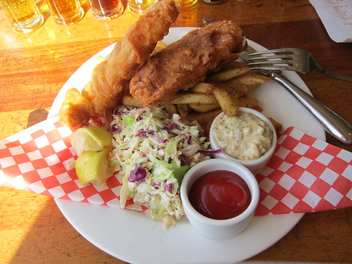 Beach Chalet, fish n chips IMG_1856