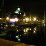 Hythe Marina with Lights