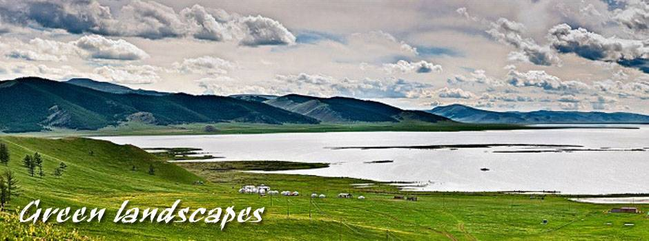 Treasures of Mongolia